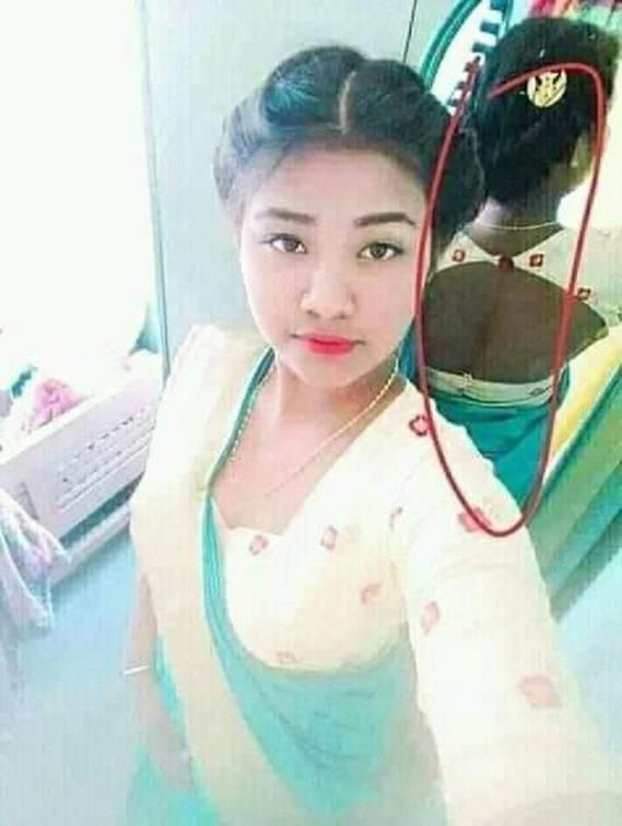 Красивая девушка сделала селфи, но зеркало выдало ее секрет, вызвав волну споров в Сети (фото)