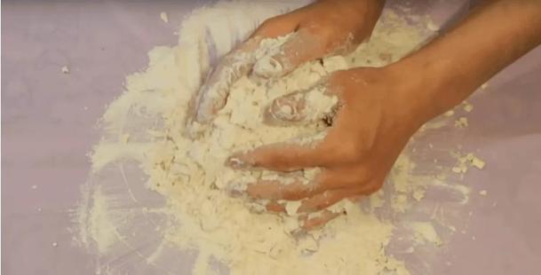 Вязаный  пирог: десерт, радующий глаза и вкусовые рецепторы