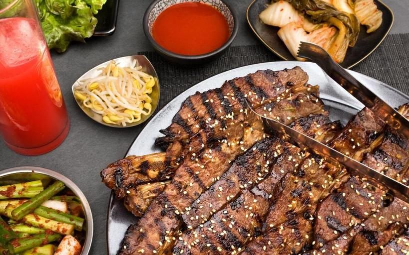 Идеальное блюдо для мужчины. Научилась готовить очень нежные говяжьи ребрышки по корейски