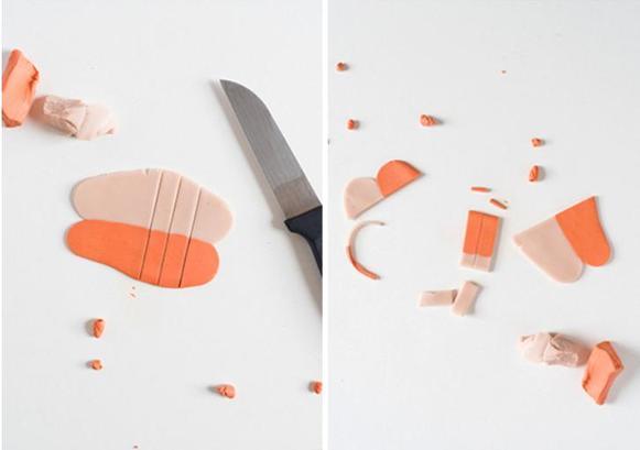 Стильные серьги из полимерной глины: никто не верит, что я сделала их своими руками