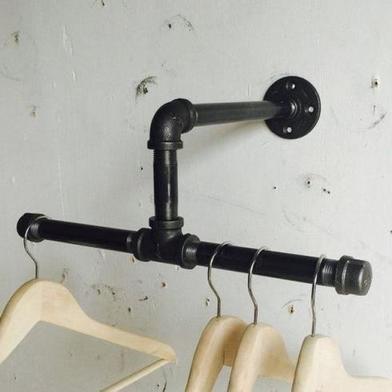 Мой муж сантехник не тратит деньги на мебель: он делает ее сам из труб ПВХ