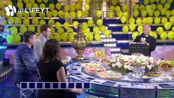 В программе «Поле чудес» зрителей заменили на желтые шарики со смайликами