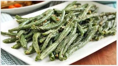 На плите, в духовке и в микроволновке:5 легких и быстрых способов вкусно приготовить зеленую фасоль