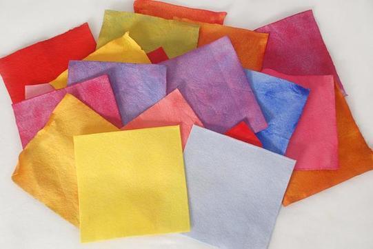Когда надоели привычные игры, мы с детьми сделали красивый букет из разных войлочных цветов: как создать его своими руками