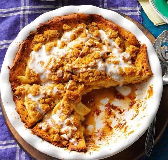 Черствый хлеб больше никто не будет выбрасывать: готовим пирог и другие блюда