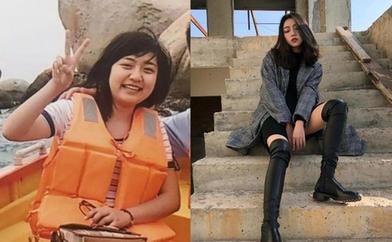 Из-за лишнего веса над китаянкой смеялись одноклассники. Она решила заняться собой, и теперь ее внешностью восхищаются все