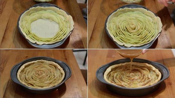 Не только вкусные, но и очень красивые: рецепты оригинальных пирогов с художественным оформлением