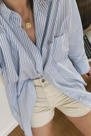Джинсовые шорты не только для подростков. Готовые образы для стильных женщин