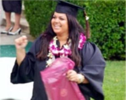 В университете девушку дразнили из за лишнего веса, а сейчас ее фото печатают в журналах