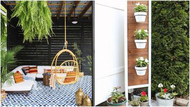 Проводим время с пользой на открытом воздухе: варианты превращения небольшого дворика в фантастическую зону отдыха