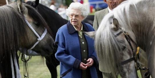 Днем она катается на лошадях, а на ужин надевает вечернее платье: как королева Елизавета проводит карантин