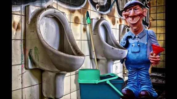 Надеваем маску, дезинфицируем поверхность - все, как на улице: как сделать визит сантехника безопасным во время карантина