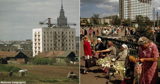 19 фото «американского шпиона» о реальной жизни в СССР