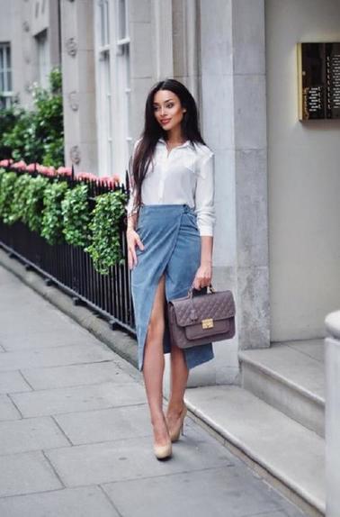 В 2020 юбка-пачка уже не в моде. Какой моделью ее можно заменить, чтобы создать не менее легкий и романтичный образ (фото)