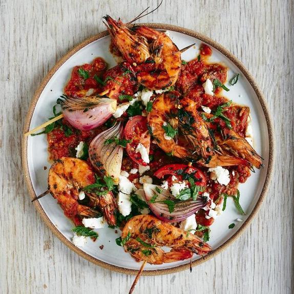 Греческая летняя трапеза из четырех блюд – пошаговые рецепты от шеф-поваров Эллады