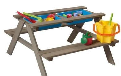 Мама решила сделать детский столик, как на распродаже в супермаркете: потратила 8 фунтов, а получилось лучше (фото)