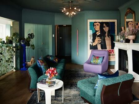 Цвет имеет значение: тенденции, пастельные тона – что еще следует учитывать при цветовом оформлении вашего дома, по мнению стилиста по интерьеру