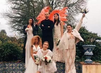 В ночнушке на Гавайях : Барбара Пино, звезда  Холостяка , мечтает о свадьбе с Антоном Криворотовым