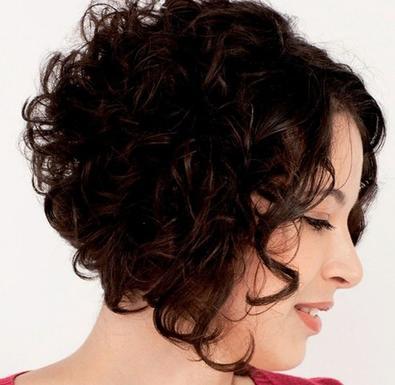Стрижка А-силуэта визуально удлиняет лицо и уменьшает щеки: прически на короткие, длинные, волнистые и тонкие волосы