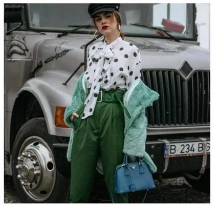 Благородный зеленый - выбор стильных женщин: роскошная альтернатива черному в модных нарядах