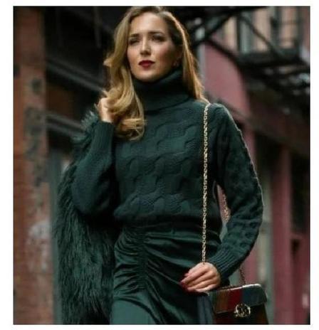Благородный зеленый   выбор стильных женщин: роскошная альтернатива черному в модных нарядах