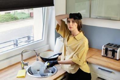 Моя бабушка говорила мне:  Не давай посуде светиться больше, чем ты , или Почему я плохая хозяйка