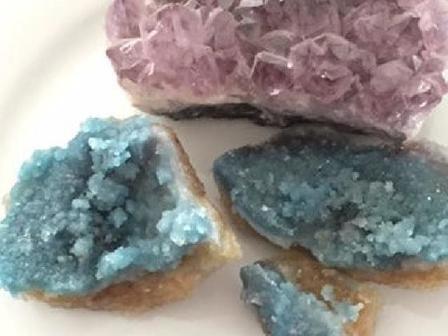 Кристаллы, которые можно съесть: готовим необычные леденцы