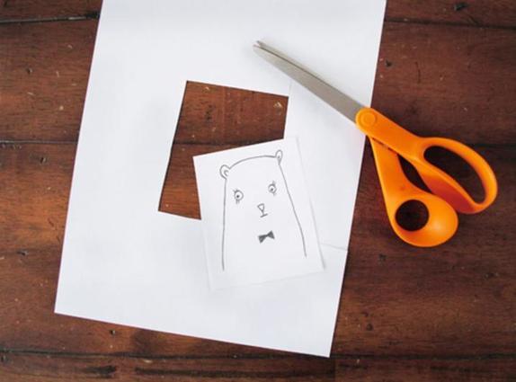 Как нанести на чашку любой рисунок. Я от руки нарисовала милого медведя, и чаепитие стало особенно приятным