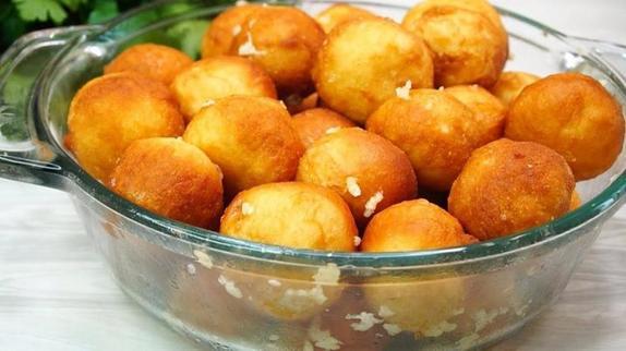 Минимум затрат: на основе молока готовлю вкусные, воздушные пончики