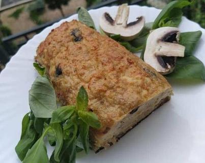 Мясной хлебец, который я готовлю вместо колбасы, очень вкусная закуска: рецепт