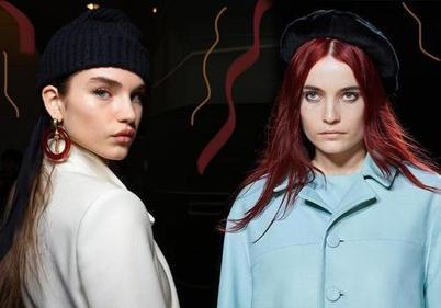 Банданы и береты: модные тренды головных уборов осенью и зимой 2020 года