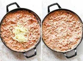 Сливочно-сырный соус с фаршем обожает вся семья: готовлю на сковороде за 20 минут