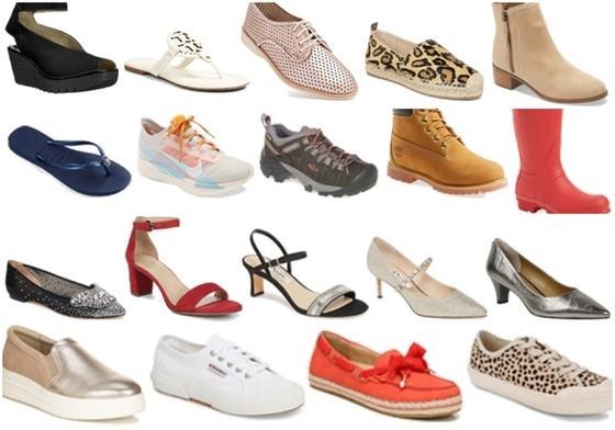 Все вокруг говорят про одежду в капсульных гардеробах, но что насчет обуви? Модели, на которые стоит обратить внимание