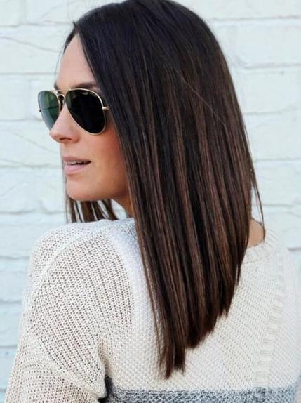 Идеальный выбор: стрижки, которые придают объем, но при этом не  крадут  длину