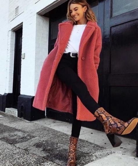 Как сочетать и с чем носить осенние сапожки и полуботинки: 9 стильных вариантов на любой случай