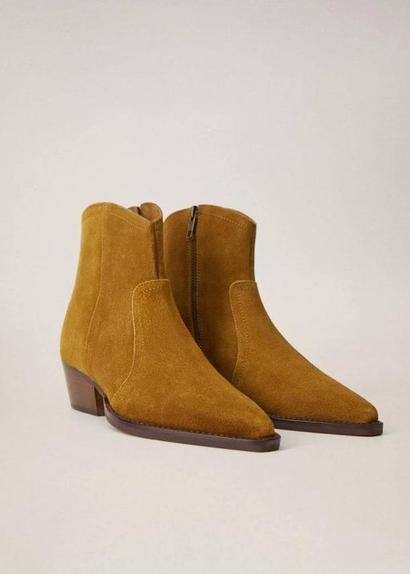 Замша, квадратный каблук, шнуровка: выбираем на осень обувь, которая еще долго не выйдет из моды