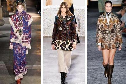 Клетка, красный или нежно голубой оттенок, шотландский стиль: модные принты осенью и зимой 2020 го