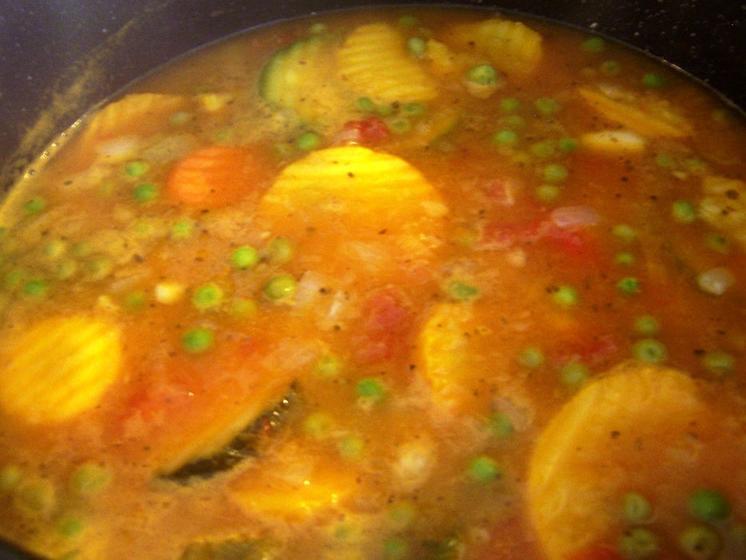 От осенних холодов спасаюсь горячим супчиком из тыквы и кабачков: витаминизированная вкуснятина