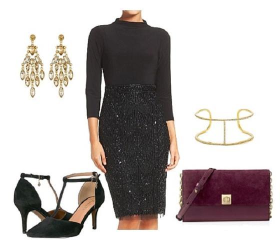 Маленькое черное платье: какое выбрать после 40, чтобы выглядеть шикарно (советы стилиста)
