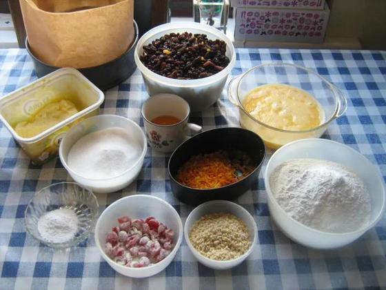 Оксфордский ланч : как приготовить вкусный фруктовый пирог из самых простых ингредиентов