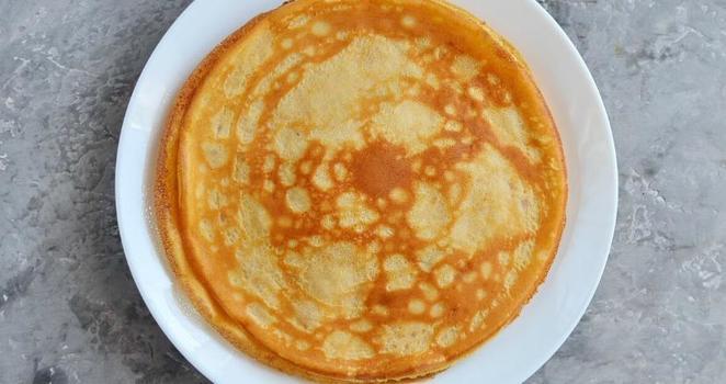 Простой рецепт блинчиков с тыквенным сливочным сыром: получаются нежными и в меру жирными
