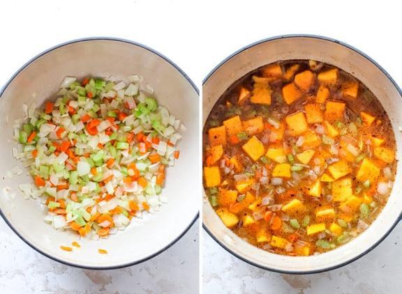 Нашла новый рецепт супа из мускатной тыквы: буду готовить всю осень