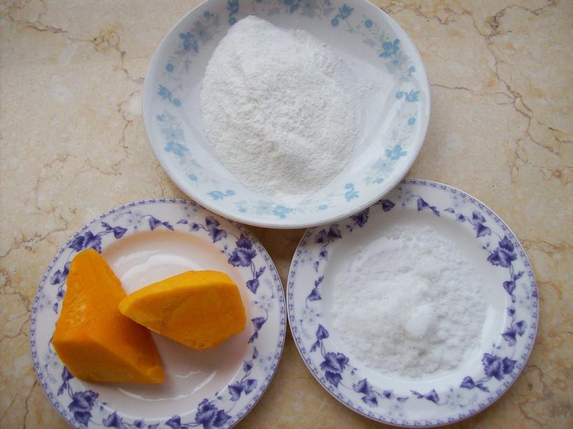 Тыквенные лепешки с хрустящей корочкой: замесила тесто и обжарила во фритюре
