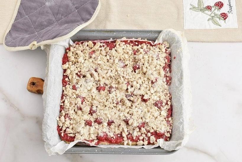 Когда холодает, готовлю свое фирменное печенье с крошкой. Хрустящее, сочное, ароматное - дети будут в восторге