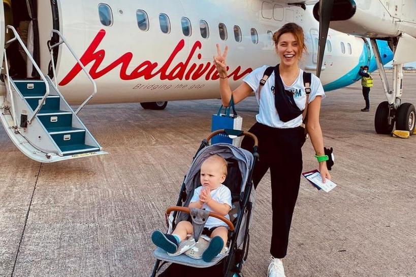 Ксения Собчак обратилась к Регине Тодоренко в своем Telegram-канале из-за подозрений в измене Влада Топалова с актрисой Настасьей Самбурской