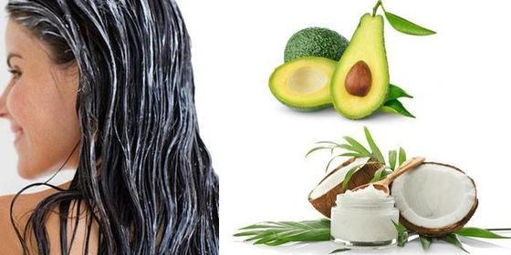 Сделала сама маску для волос с авокадо и кокосовым маслом по рецепту блогера: результат превзошел ожидания