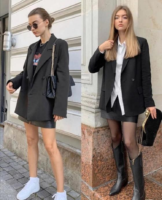 Мини, демонстрирующие ноги, выходят из моды: вместо этого девушкам стоит обратить внимание на теплые образы как на альтернативу