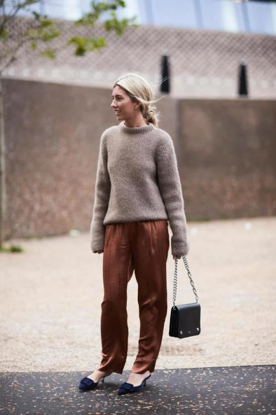 Выбор свитера может стать настоящим  минным полем : как подобрать правильную модель, чтобы выглядеть роскошно