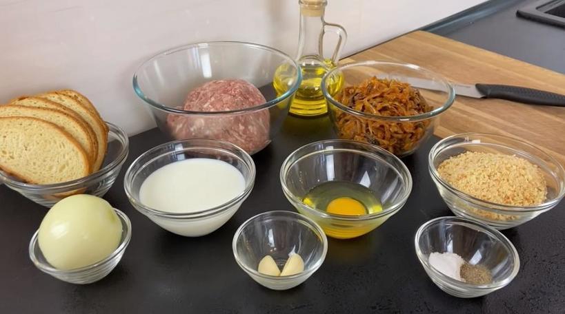 Вкусно, сытно и доступно: готовлю котлеты с капустной начинкой