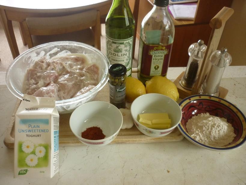 Нескучный способ приготовления куриной грудки: готовлю филе с вермутом, каперсами и чесноком